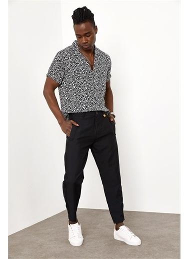 XHAN Siyah Pantolon  Siyah